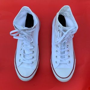 MENS CHUCK TAYLOR ALL STAR CONVERSE SHOES SIZE 13